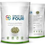 Crucial Four All Natural Non-GMO mFocus & Relax