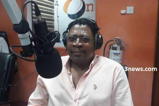 Carl Wilson begs for forgiveness after ditching NDC for NPP