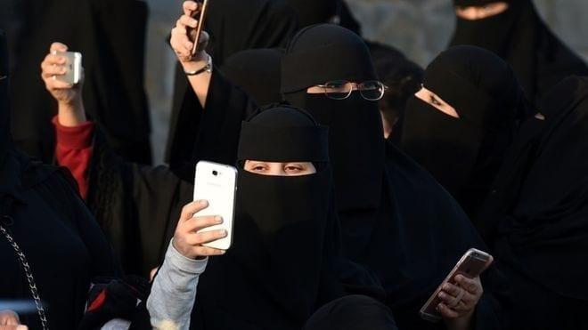 Saudi women are subject to male guardianship laws