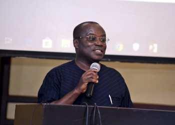 Mr Kingsley Aboagye-Gyedu