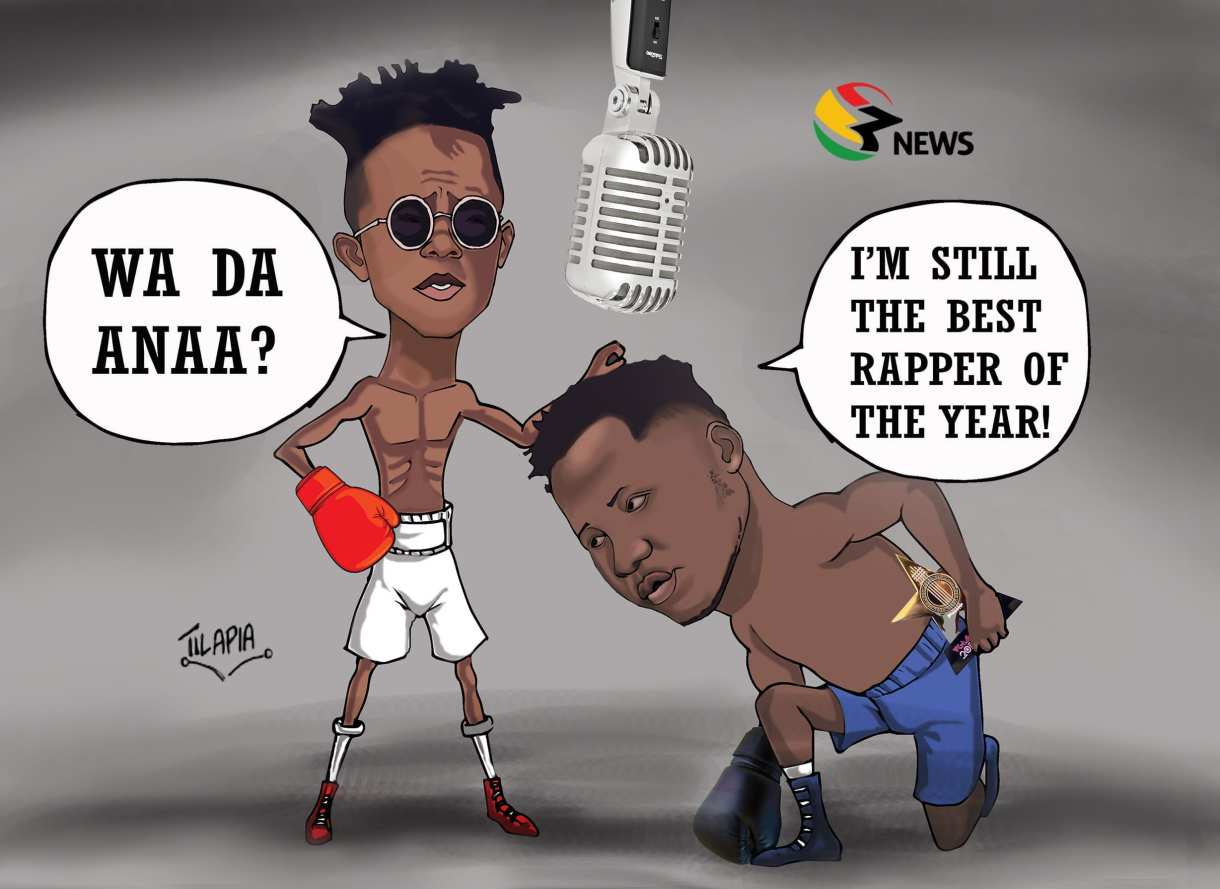 [Cartoon]'Omo ada anaa' round two!