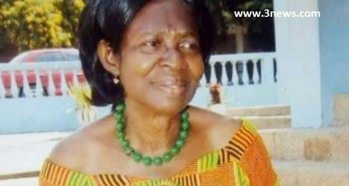 Ms Otoo was reported missing on Dec. 23, 2019
