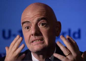 Mr. Gianni Infantino, President of FIFA