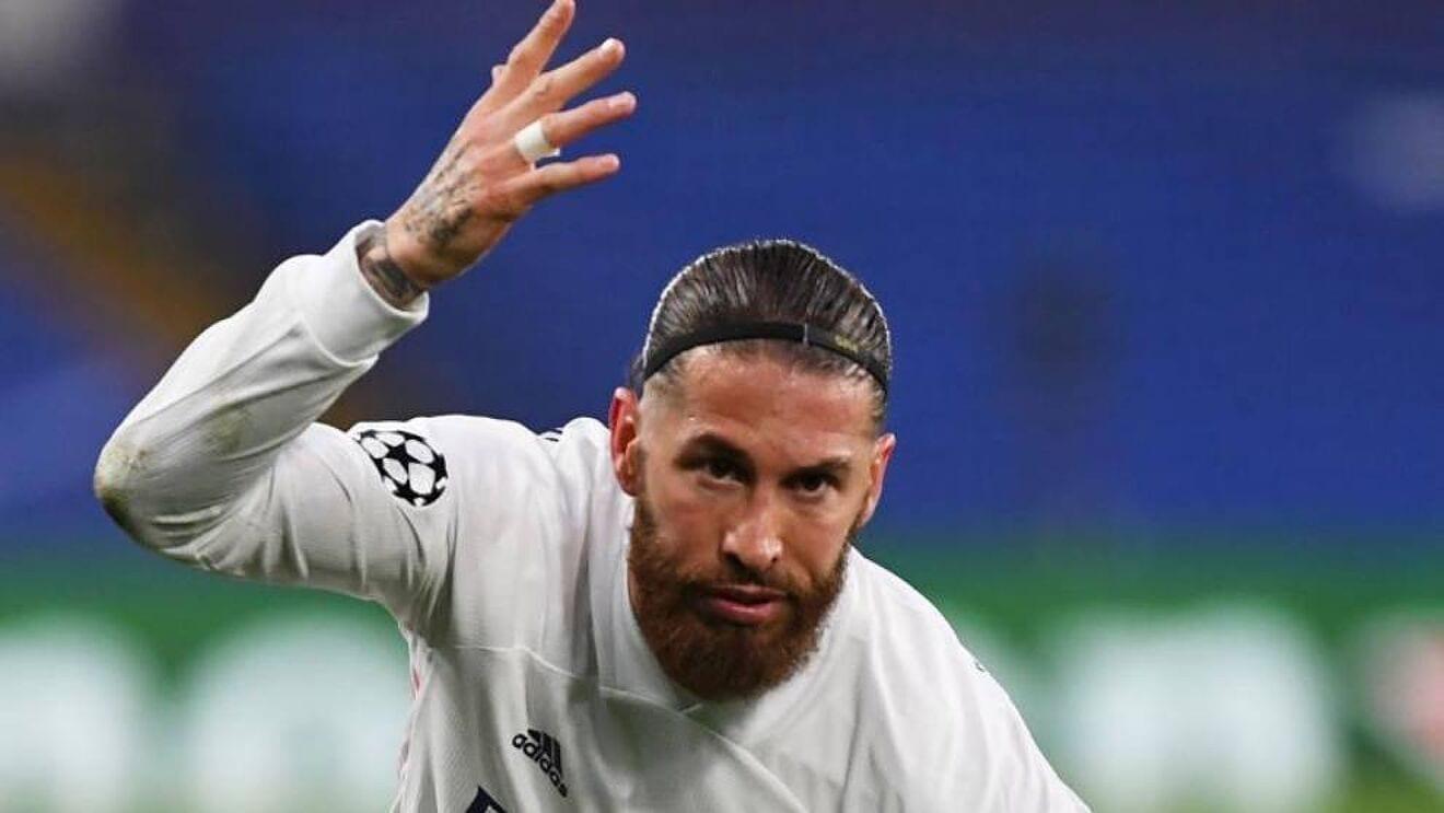 Ramos leaves Real Madrid
