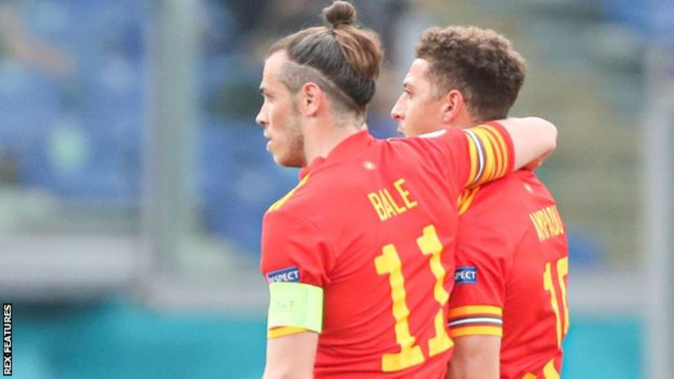 Euro 2020: Wales into last 16 despite Italy defeat