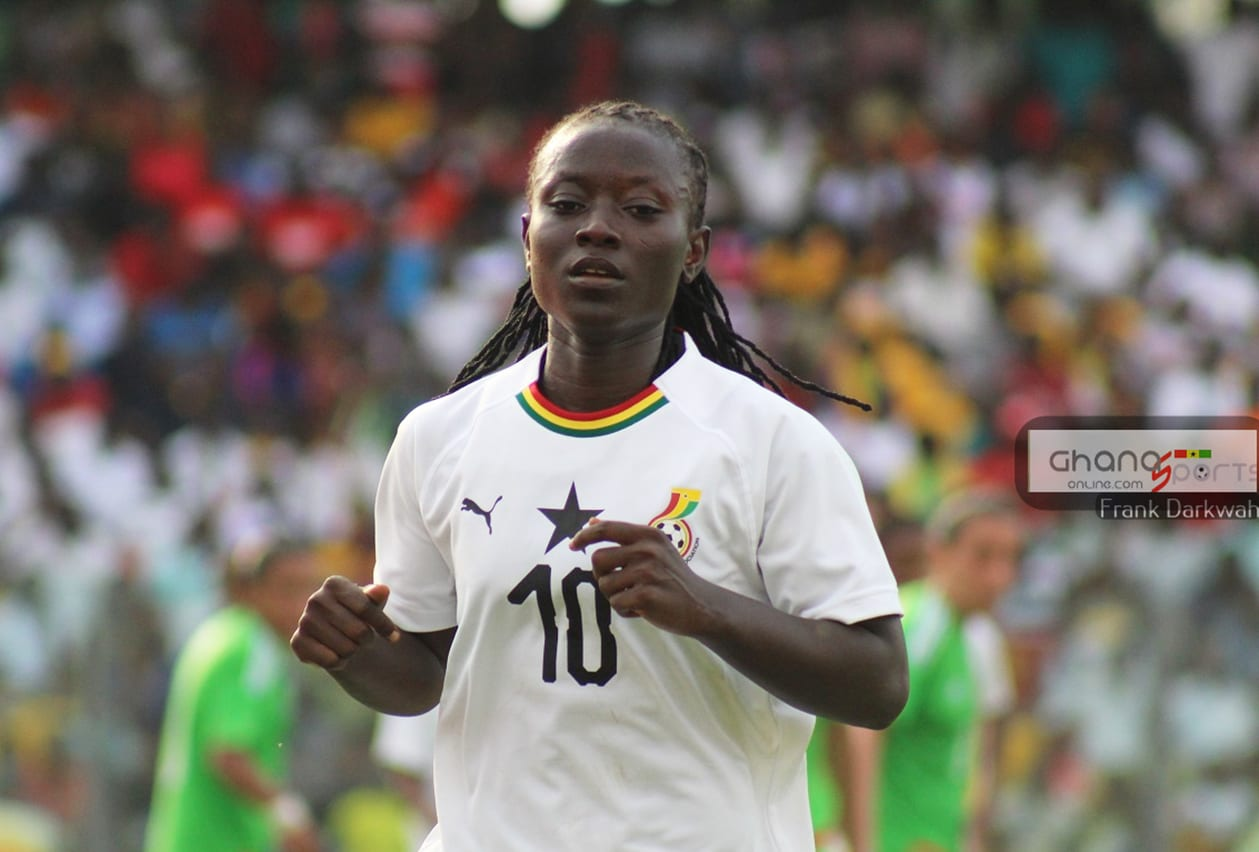 Black Queens captain alleges GFA doesn't celebrate female footballers