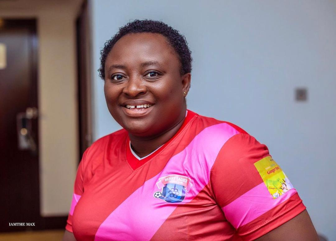 Dr. Gifty Oware-Aboagye leads Berry Ladies to grab 4 Ghana Football Awards nominations