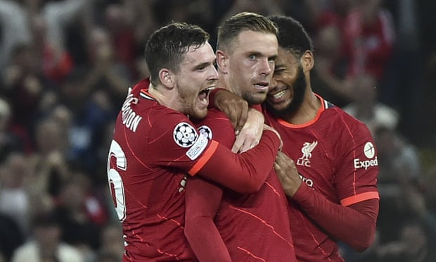 Liverpool comeback sinks Milan in thriller