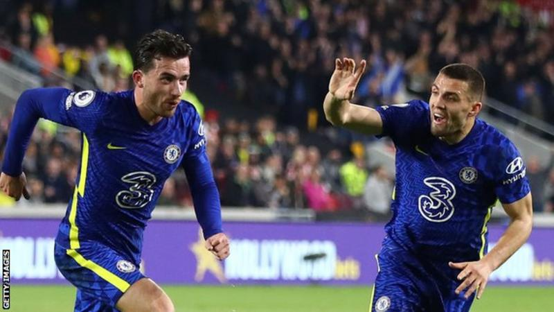 Chilwell winner at Brentford puts  Chelsea back on top