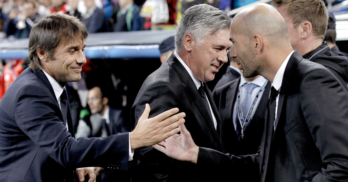 Conte, Zidane, Rodgers, Ten Hag: Man United's four-man shortlist to replace Solskjaer