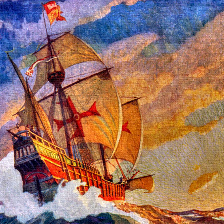 Christopher Columbus – Visionary of a Free World