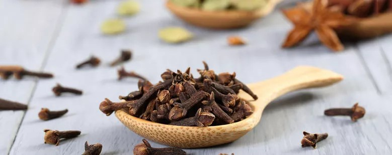 Cloves offer anti-inflammatory, analgesic and digestive health benefits for diabetics.