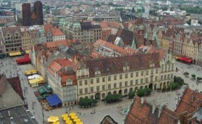 Площа Ринок у Вроцлаві