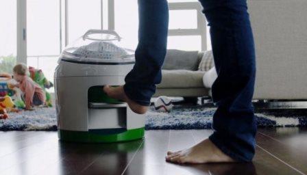 Drumi — компактна, переносна пральна машина