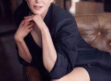 Ніколь Кідман позувала у вбранні від відомих світових брендів