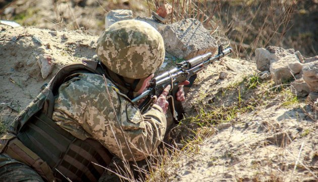 На Донбасі знищено двох російських окупантів