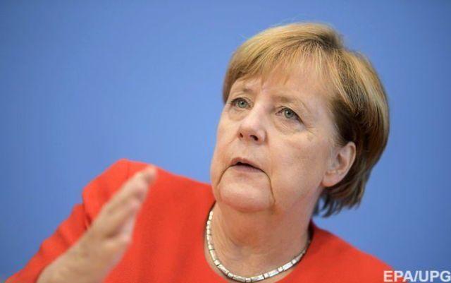 Меркель про анексію Криму