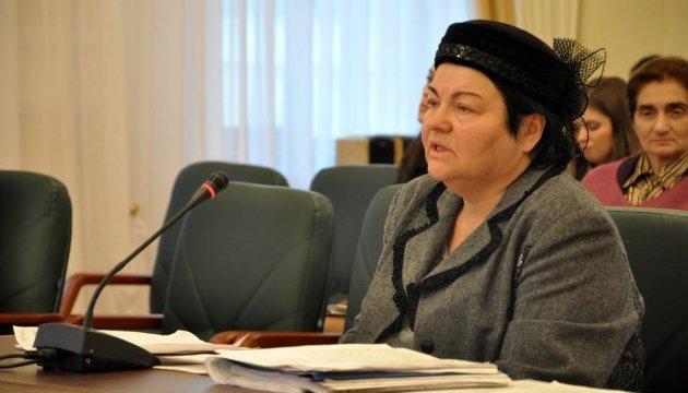 Суддя Овчаренко, що дала хбар Холодницькому