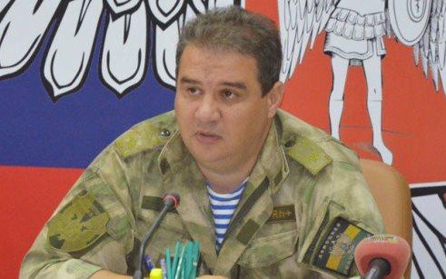 """Замах у Донецьку на """"міністра""""-терориста"""