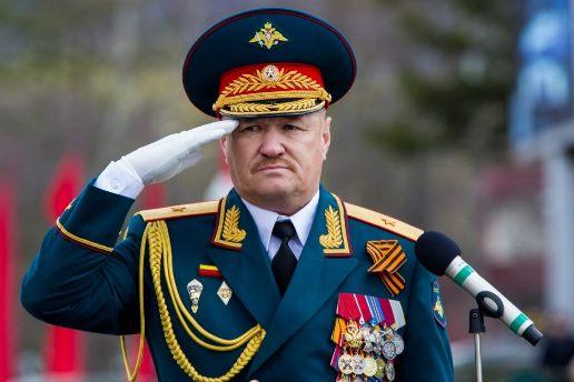 генерал-лейтенант російської армії Валерій Асапов