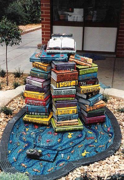 Пам'ятник книгам