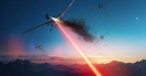 Лазер збив безпілотника