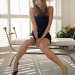 Американська акторка Джесіка Альба.