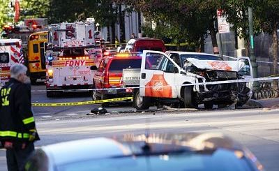 Теракт у Нью-Йорку