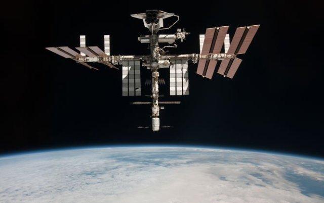 Космонавт: на Міжнародній космічній станції знайшли позаземні бактерії