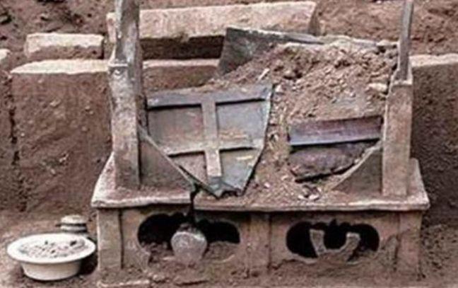 Знайдено могилу Будди