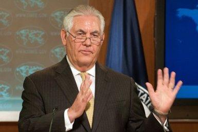 державний секретар США Рекс Тіллерсон