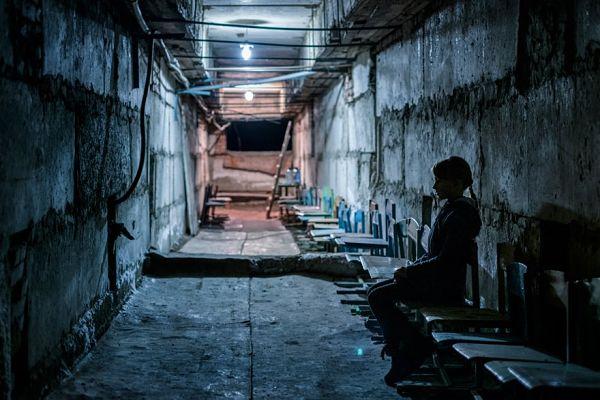 Сховище у підвалі