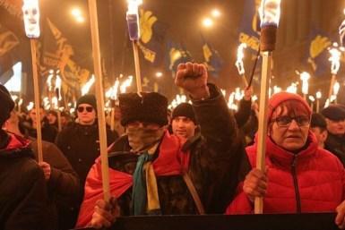 В Україні пройшли заходи з нагоди річниці народження Бандери
