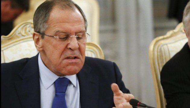 """Лавров:""""Росія не визнаватиме «ДНР» і «ЛНР»"""""""