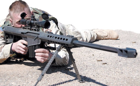 США вирішили надати ЗСУ снайперську зброю