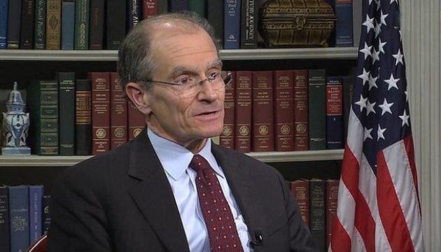 """Колишній координатор політики санкцій Державного департаменту США, провідний експерт """"Атлантичної ради"""" Деніел Фрід"""