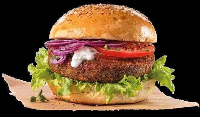 У Німеччині почали продавати гамбургери з личинками жуків