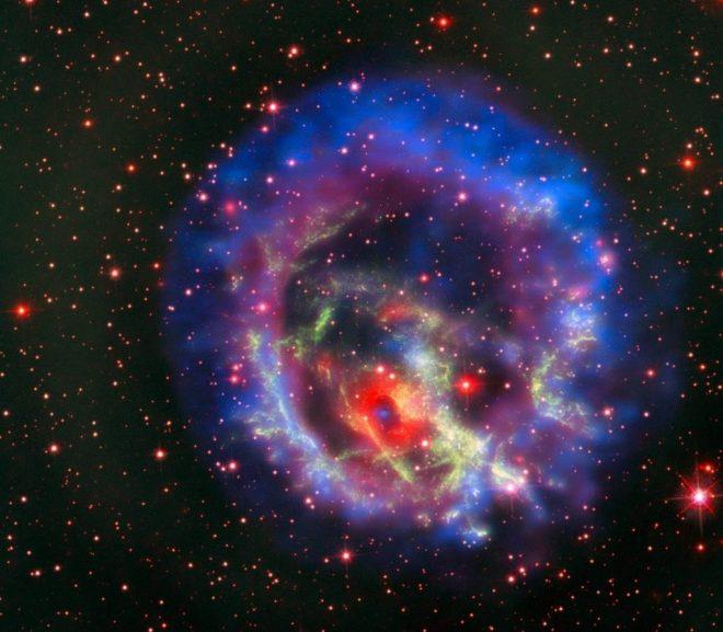 У Малій Магеллановій Хмарі знайшли рештки наднової