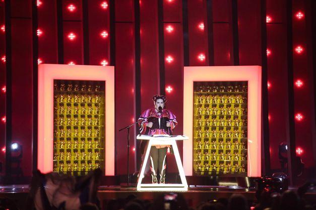 Серця європейських глядачів в цьому році на конкурсі Євробачення підкорила Нетта з Ізраїлю.