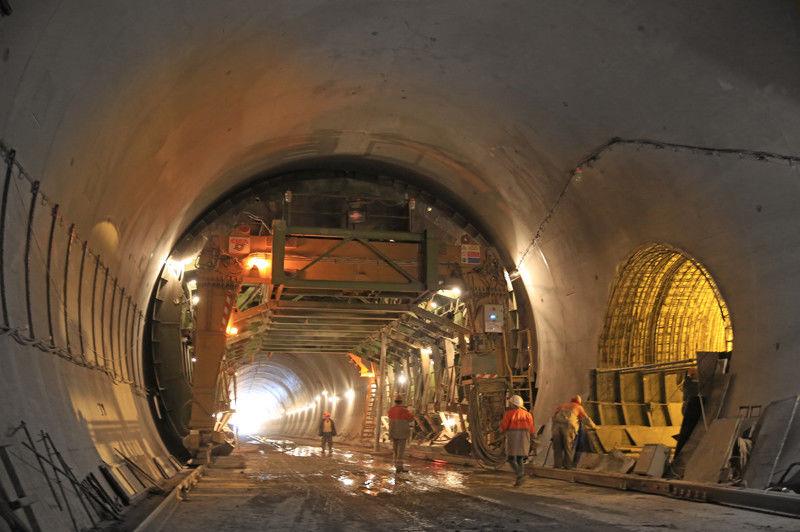 Бескидський залізничний тунель