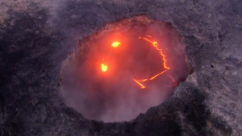 Вулканічний апокаліпсис на Гаваях