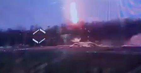 Як українські десантники роздовбали російську позицію – відео