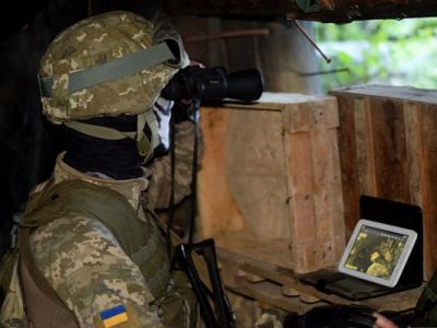Що змінилось на Донбасі. У штабі ООС показали новітню апаратуру