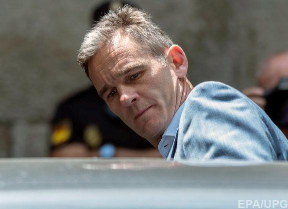 Зять короля Іспанії чемно сів на 6 років у в'язницю