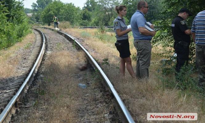 Актор кинувся під поїзд