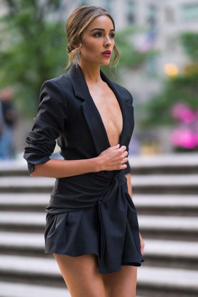 Американска модель і актриса, переможниця конкурсу Міс США 2012 Олівія Калпо