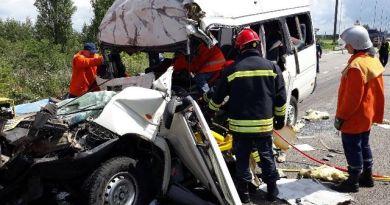 У ДТП на Житомирщині загинули троє дітей