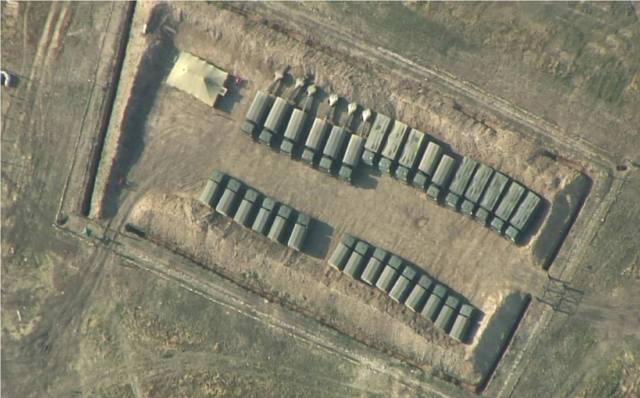 Росія готує окупацію частини Херсонської області