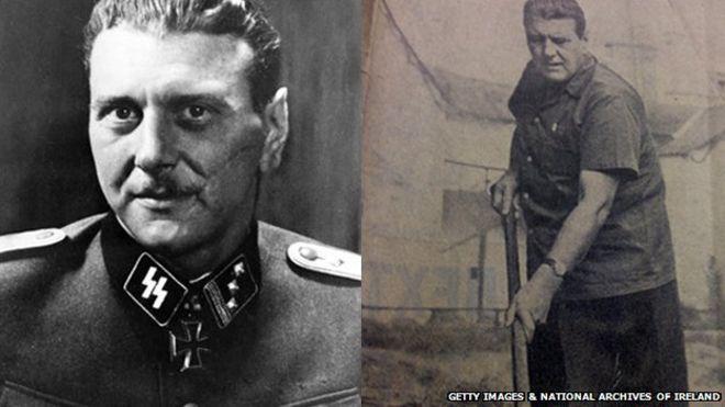 Otto Skorzeny. 12 червня 1908 – 5 липня 1975