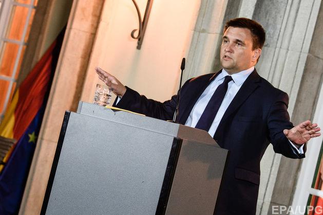 Клімкін про видачу угорських паспортів